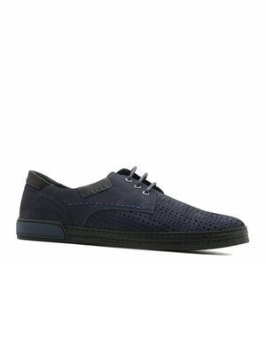 Туфлі сині | 5102895