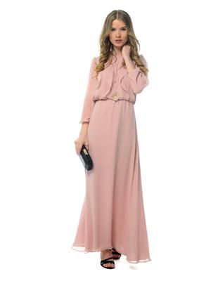 Платье бежевое | 5103197
