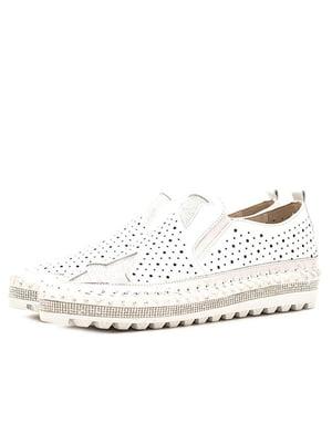 Кросівки білі - Aquamarine - 5103255