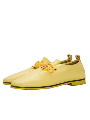 Туфлі жовті - Aquamarine - 5103261