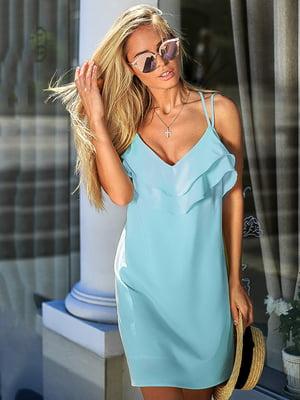 Сукня блакитна | 5103478