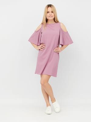 Сукня сливового кольору | 5103674
