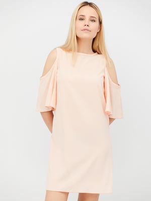 Сукня персикового кольору | 5103676