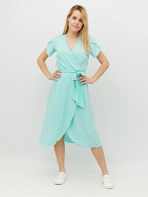 Сукня м'ятного кольору | 5103706