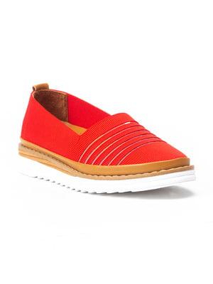 Туфлі червоні | 4915406
