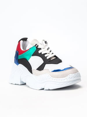 Кроссовки белые | 4915114