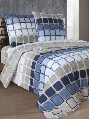 Комплект постельного белья полуторный | 4973348