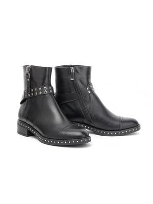 Черевики чорні | 5103778