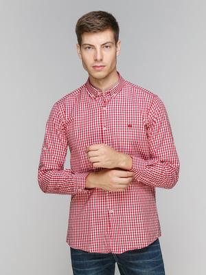 Рубашка в клетку   5086416