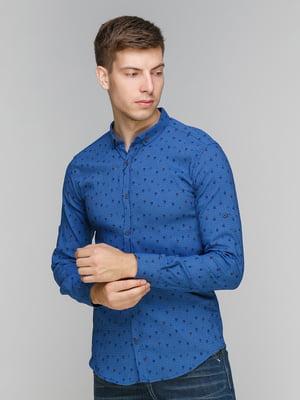Сорочка синя   5086402