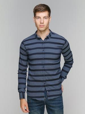 Рубашка в полоску | 5086417