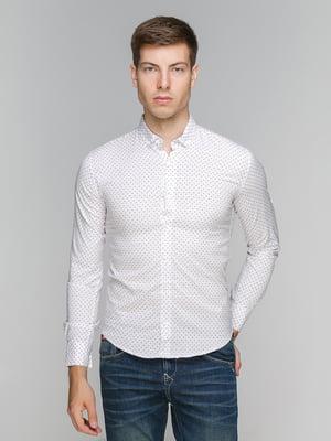 Рубашка белая | 5086408