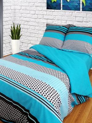 Комплект постельного белья двуспальный | 5098507