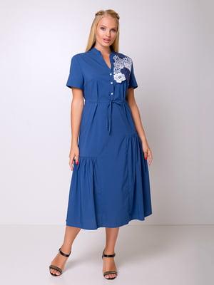 Сукня синя | 5104774