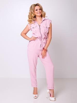 Комбинезон розовый | 5104775