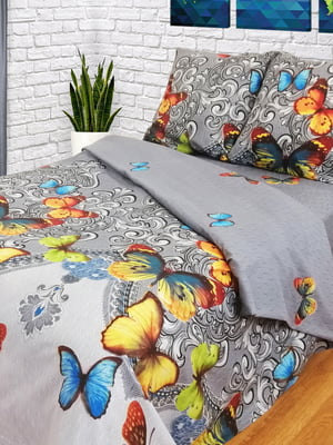 Комплект постельного белья полуторный | 5086207