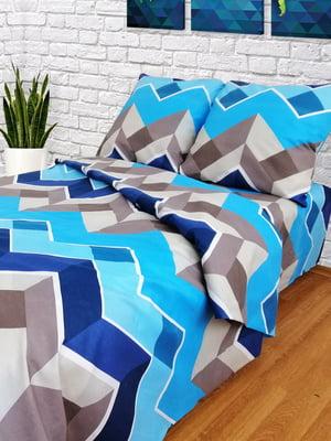 Комплект постельного белья полуторный | 5086210