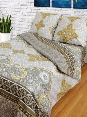 Комплект постельного белья полуторный | 5086237