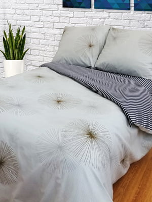 Комплект постільної білизни двоспальний | 5098513