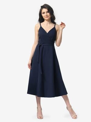 Сукня темно-синя | 5104853