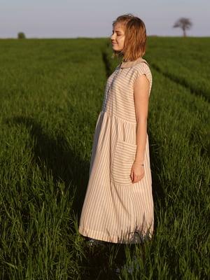 Платье в полоску | 5086777