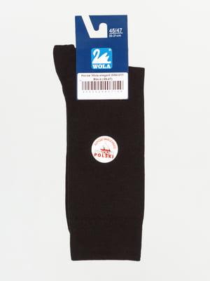 Носки черные | 4810698