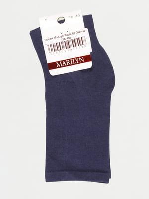Шкарпетки темно-сині   3914396