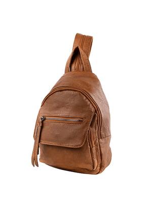 Рюкзак коричневий | 5105014