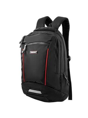 Рюкзак чорний | 5105018