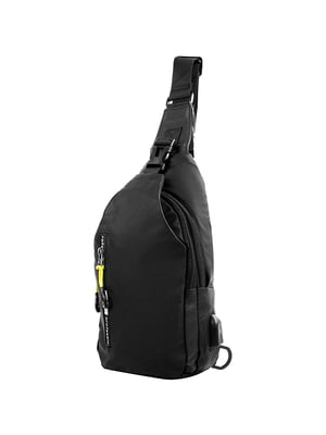 Рюкзак черный | 5105027