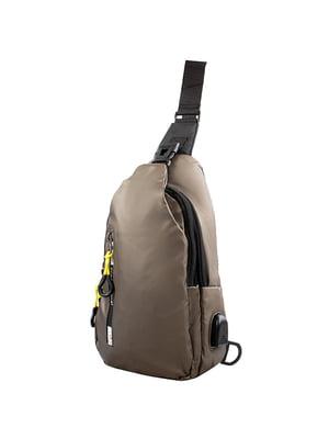 Рюкзак оливкового цвета | 5105028