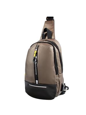 Рюкзак оливкового кольору | 5105030