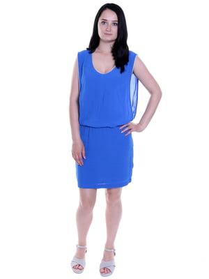 Сукня синя - Naf Naf - 5093171