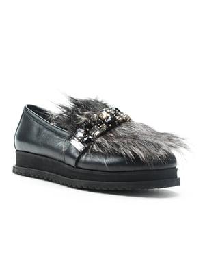 Туфли черные | 4648787