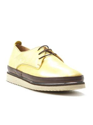 Туфлі жовті | 4429758