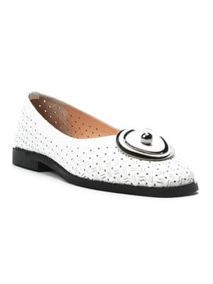 Туфлі білі | 4915111