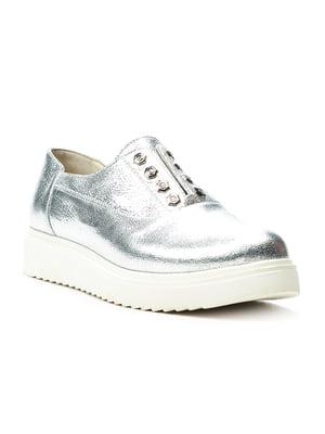 Туфлі сріблясті   4831666
