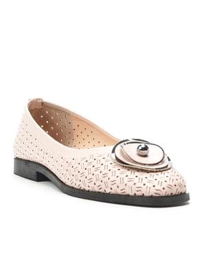 Туфли цвета пудры | 4915110