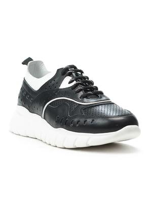 Кроссовки черные | 4915214