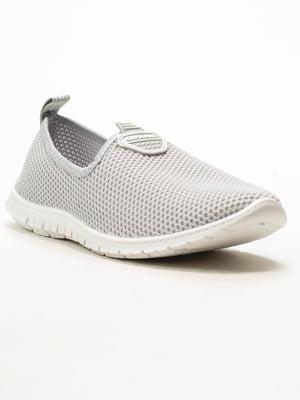 Кросівки сірі | 5101338