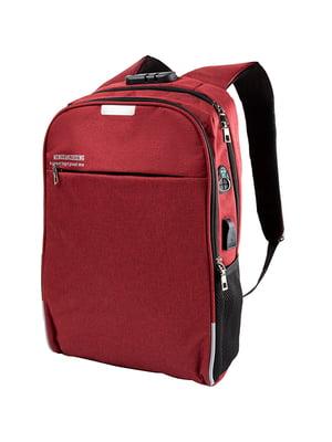 Рюкзак красный   5087441