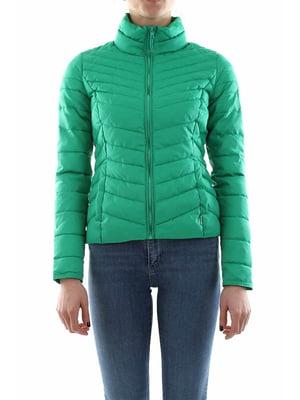 Куртка зелена | 4862051