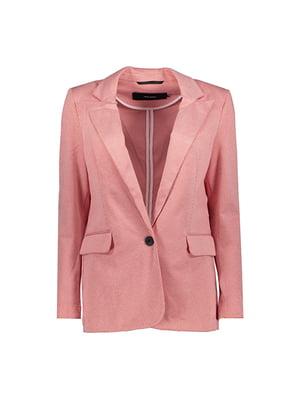 Жакет рожевий | 5039403