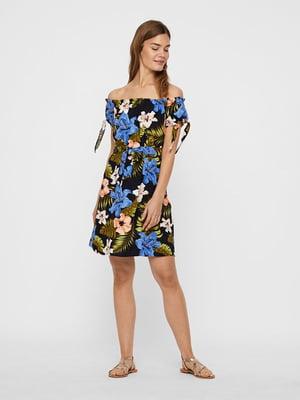 Сукня в принт   5087769
