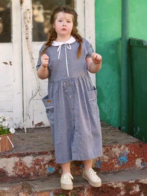 Платье серое | 5086770