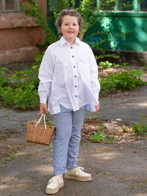 Рубашка белая | 5086778