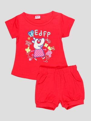 Комплект: футболка і шорти   5103284