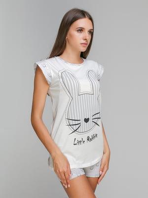 Комплект (футболка+шорты) | 4894043