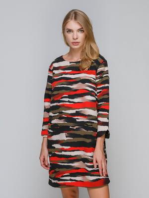 Сукня кольору хакі | 4775878