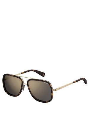 Очки солнцезащитные | 5108586